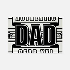 Fathers Day Day XXL Rectangle Magnet