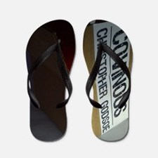 COVINOUS Small Poster Flip Flops
