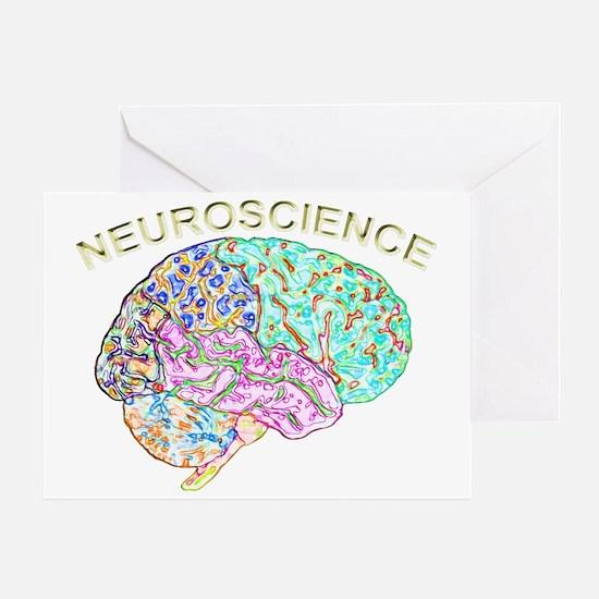 Neuroscience Greeting Card