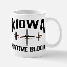 Kiowa Native Blood Mug