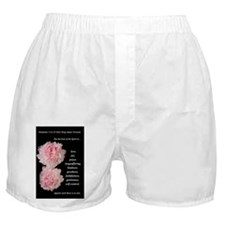 Galatians 5:22-23 (New King James Ver Boxer Shorts