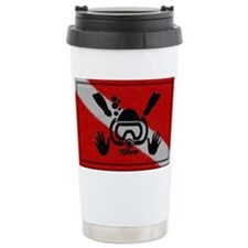 iDive Flag Rectangle 2012 Travel Mug