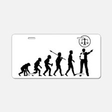 Lawyer-Attorney2 Aluminum License Plate
