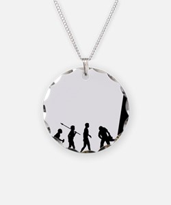 Logger Necklace