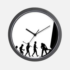 Logger Wall Clock