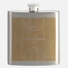 Basketball Court Flask