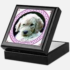 Personalized Tile Box/Coaster Keepsake Box