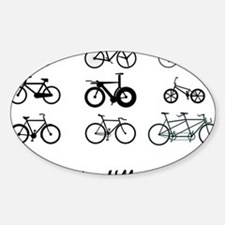 All The bikes Ill ever own Decal
