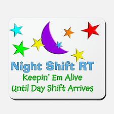 Night Shift RT 3 Mousepad