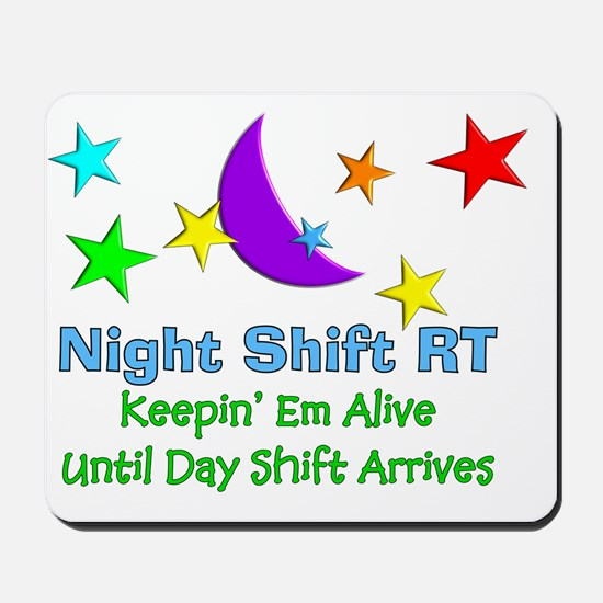 Night Shift RT 3 Mousepad