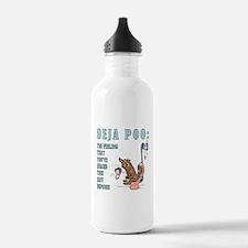 DEJA POO Water Bottle