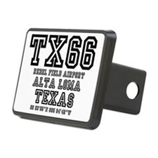 US - TEXAS - AIRFIELD CODE Hitch Cover