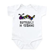 Butterfly In Training Infant Bodysuit
