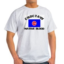 Choctaw Native Blood T-Shirt