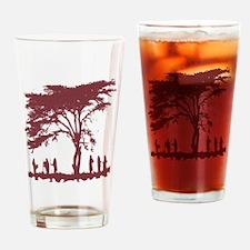 Nature is Beautiful Drinking Glass