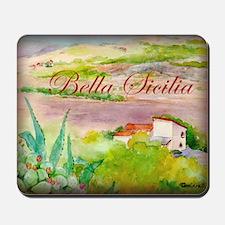 Bella Sicilia Mousepad