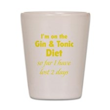 ginTonicDiet1C Shot Glass