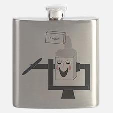 Giggle box Flask
