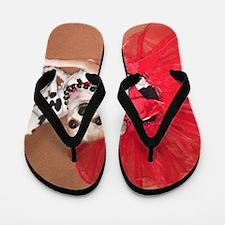 Miss Moo Moo Flip Flops