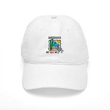 Arizona -Dry Heat My Ass Baseball Cap