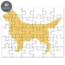 goldenretriever Puzzle