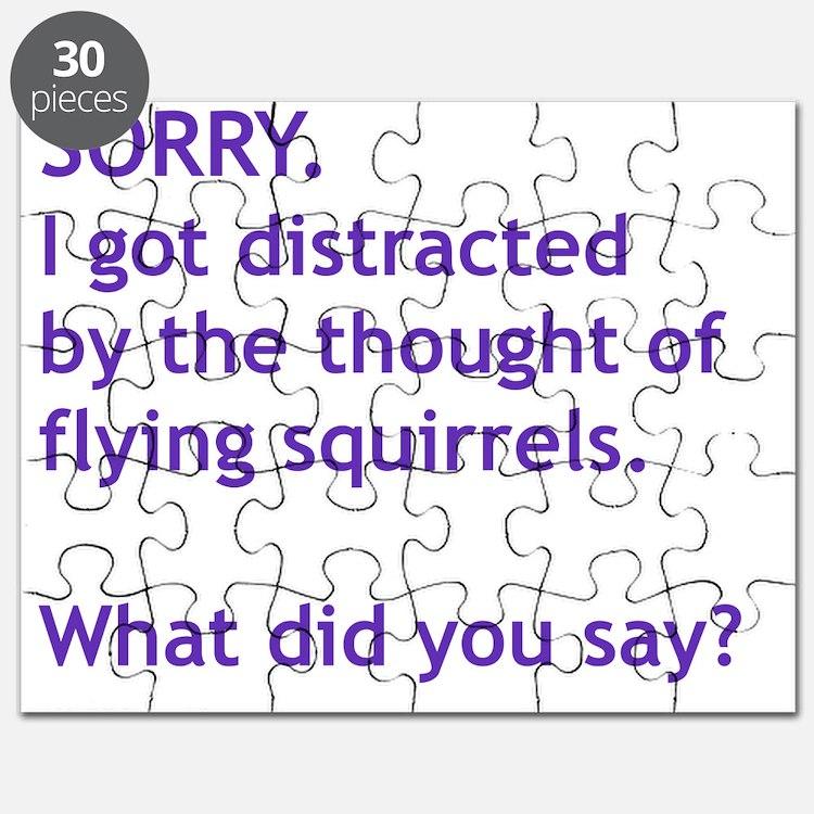 Purple Squirrels Puzzle