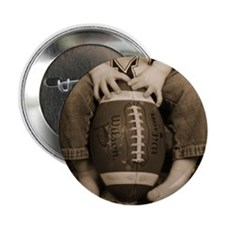 "Toes-n-Football 2.25"" Button"