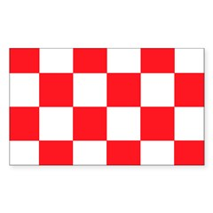 Noord Brabant Rectangle Decal