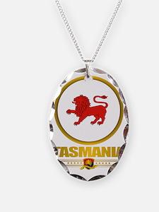 Tasmania Emblem Necklace