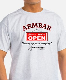 Armbar - we are open T-Shirt