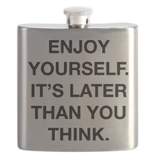 enjoy yourself chinese proverb center Flask