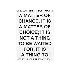 destiny a matter of chance winston  5'x7'Area Rug