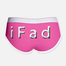 iFad Women's Boy Brief