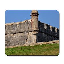 Castillo de San Marcos Mousepad