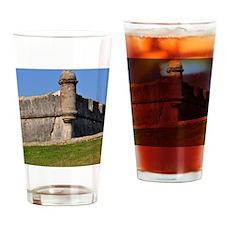 Castillo de San Marcos Drinking Glass