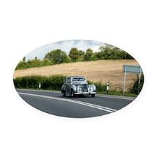 Royce Oval Car Magnet