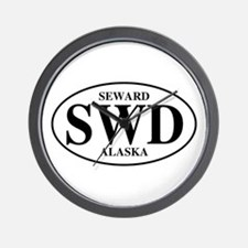 Seward Wall Clock