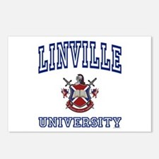 LINVILLE University Postcards (Package of 8)