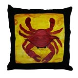 Crab Cotton Pillows