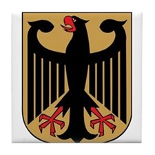 Germany Tile Coaster