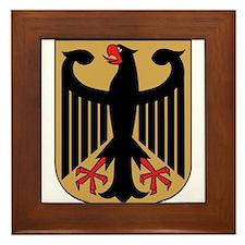 Germany Framed Tile