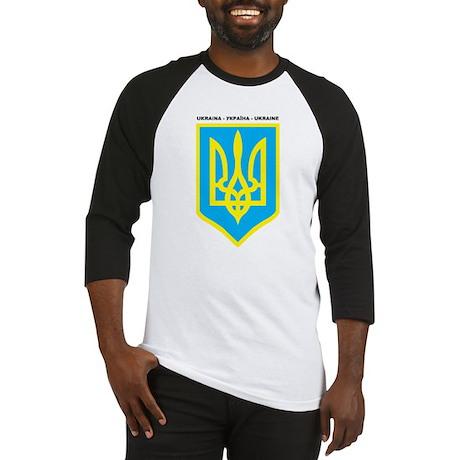 UKRAINA Baseball Jersey