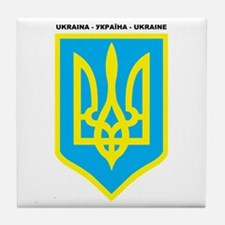 UKRAINA Tile Coaster
