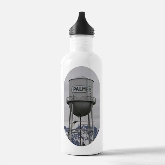 Palmer Water Tower Water Bottle