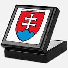 SLOVAKIA Keepsake Box