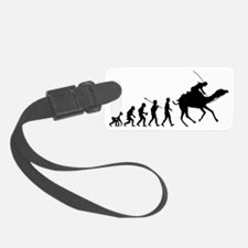 Camel-Racing2 Luggage Tag