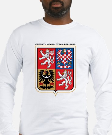 CZECH REPUBLIC Long Sleeve T-Shirt
