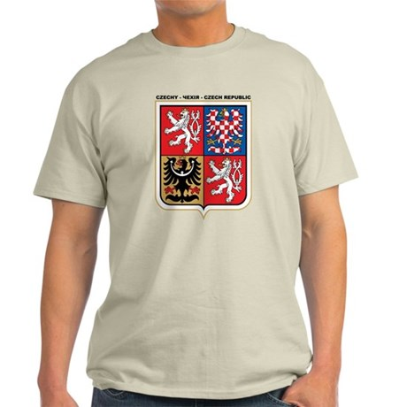 CZECH REPUBLIC Light T-Shirt