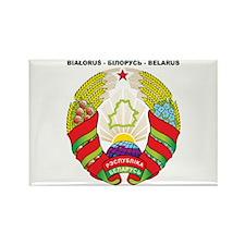 BELARUS Rectangle Magnet