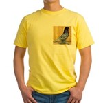Andalusian Mottle West Yellow T-Shirt